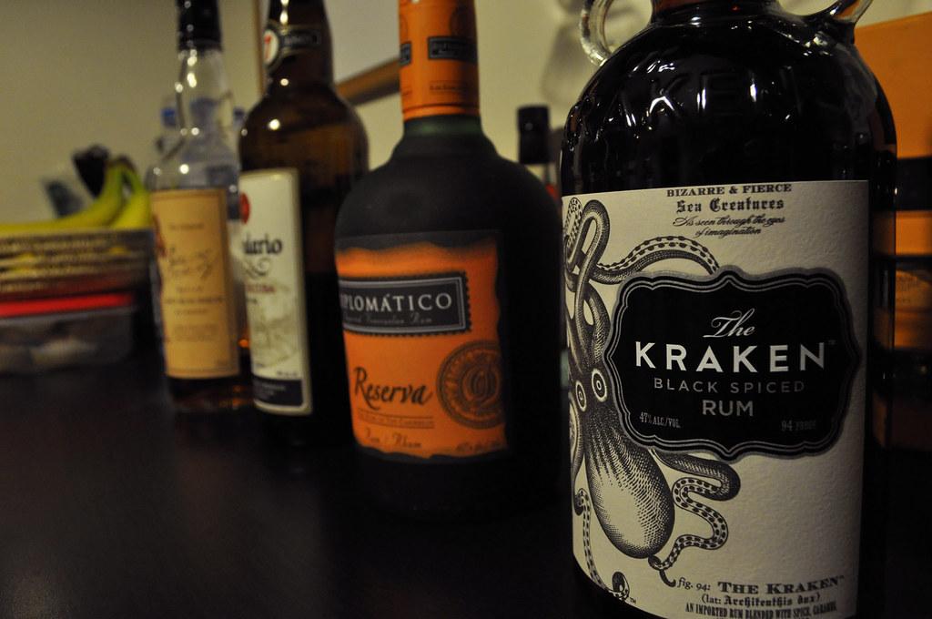 rum tasting party