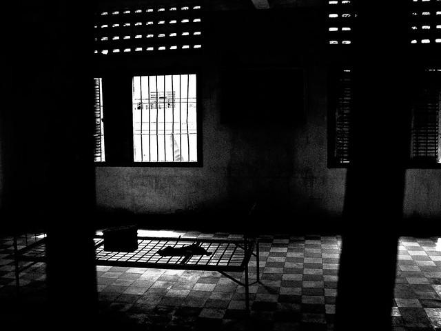 Prison of pain, par Franck Vervial