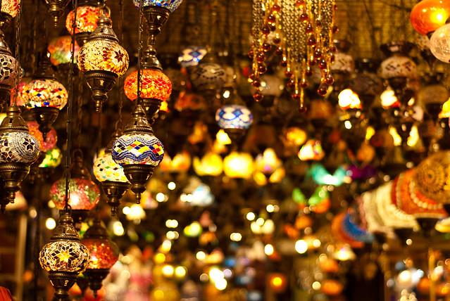 Turkische Lampen