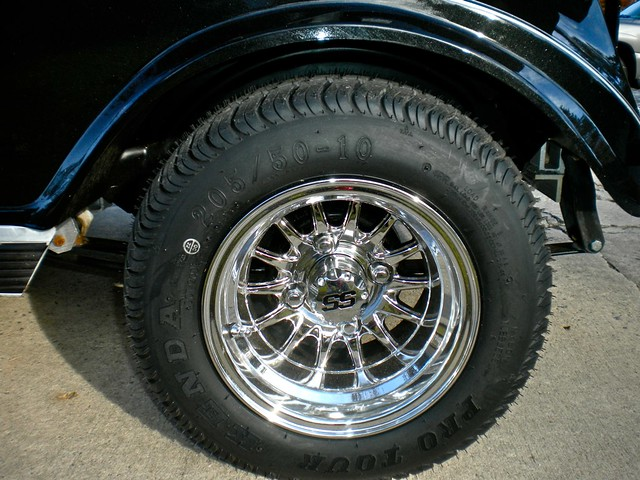 Custom Golf Cart Wheels Flickr Photo Sharing