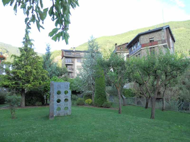 Jardín de Montaña
