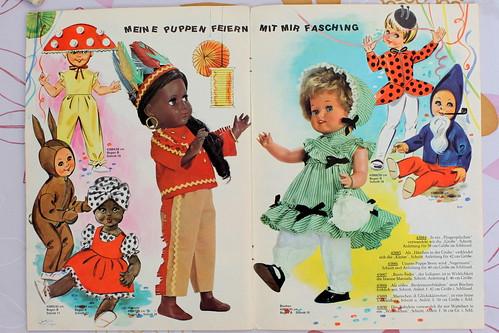 Doll´s carnival - Puppen Karneval