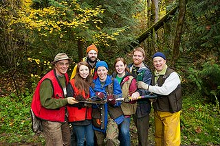 Green Space Crew Leader Training 2011