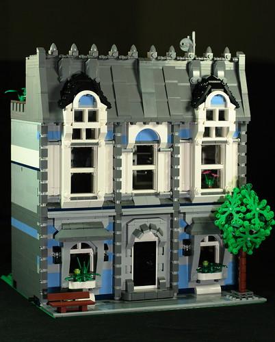 Blue Abode