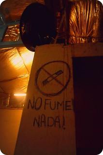 :: No fume nada!