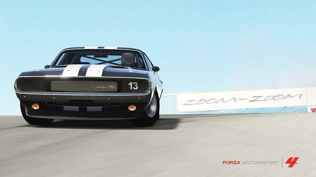 Torettos Auto Salvage Dodge Challenger 6364902039_20fa897a6d_z