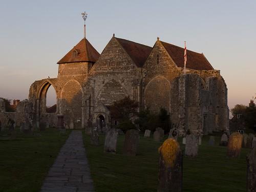 St Thomas church, Winchelsea