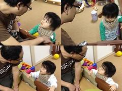 とらちゃんとモダシンさん(2011/11/20)