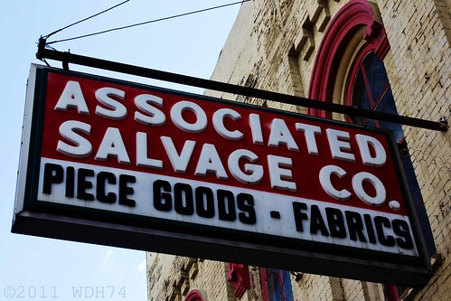 Associated Salvage Company by William 74