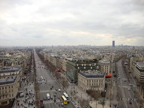 paris march 2010