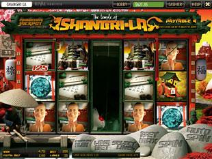 Shangri-La Bonus Game
