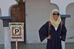 Visitant una mesquita