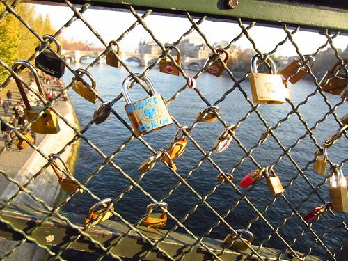 Les amoureux du Pont Neuf