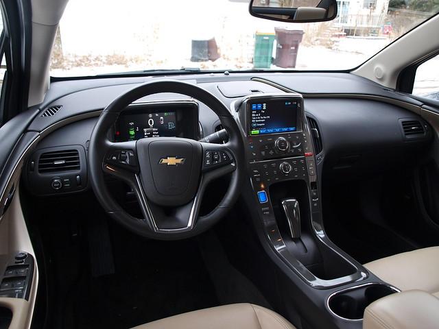 2011 Chevrolet Volt 19