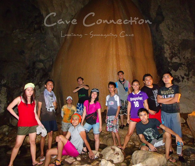 Cave Connection