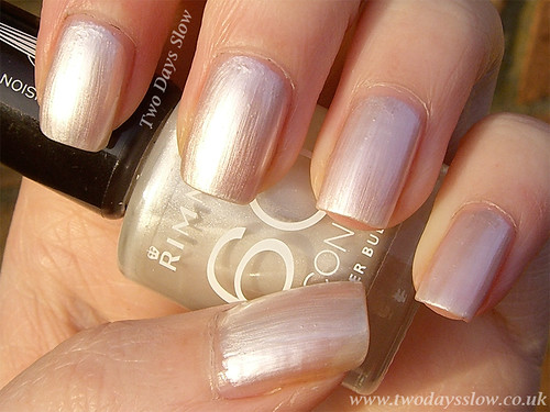 Rimmel 60 Seconds - 730 Silver Bullet