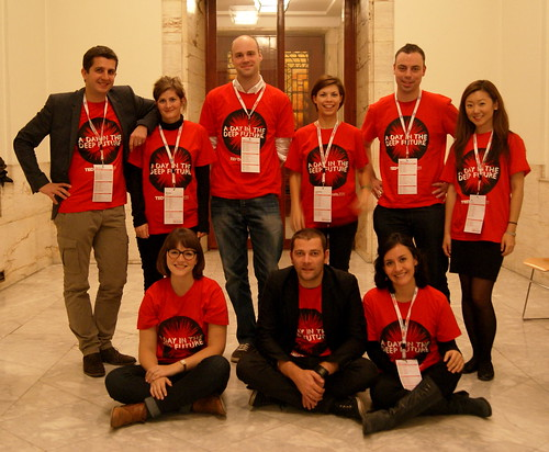 ZN Team at TEDxBrussels 2011