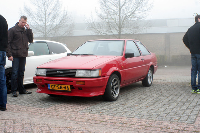 Corolla GT Twin Cam 16 AE86