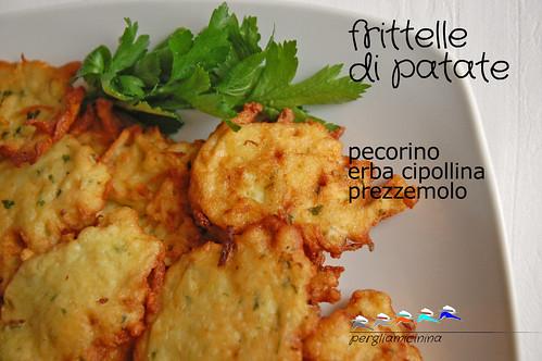 Frittelle di patate foto 1