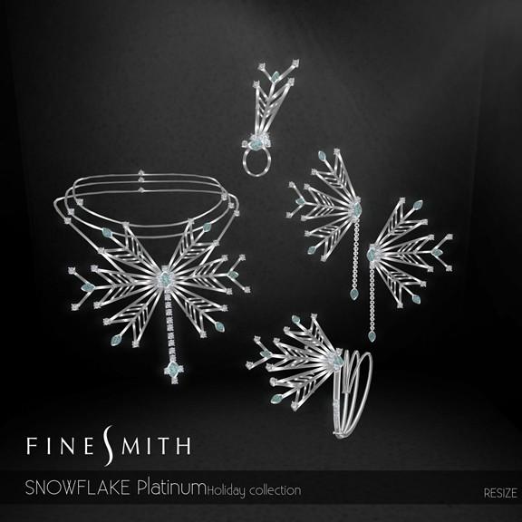 Snowflake platinum