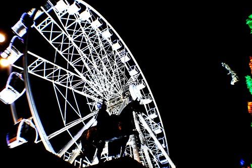 Ferris Wheel at George Square