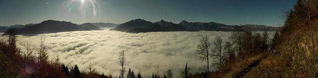1 Brouillard sur Faverges le 24.11.2011
