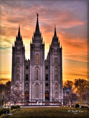 sunset temple utah saltlakecity mormon hdr mormontemple thechurchofjesuschristoflatterdaysaints ldstemple