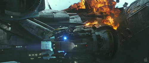 Prometheus Trailer2 - Collision
