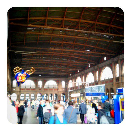 Zürich Central station