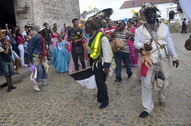 Congo en desfile