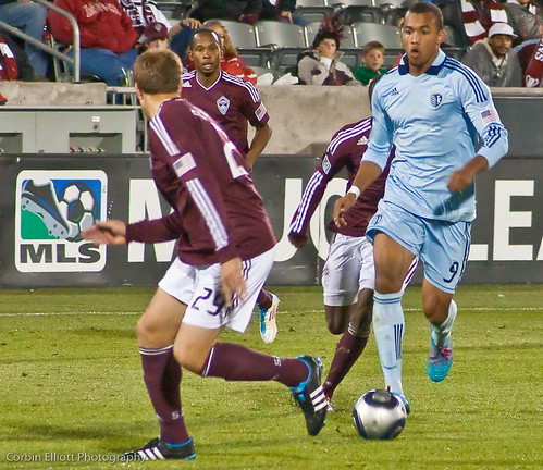 Scott Palguta Colorado Rapids by CE's Photography