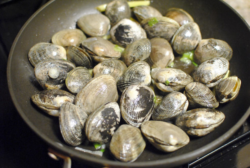 6995638607 d323c3f9af Clams in Black Bean Sauce