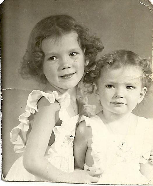 Carol and Betty Jo