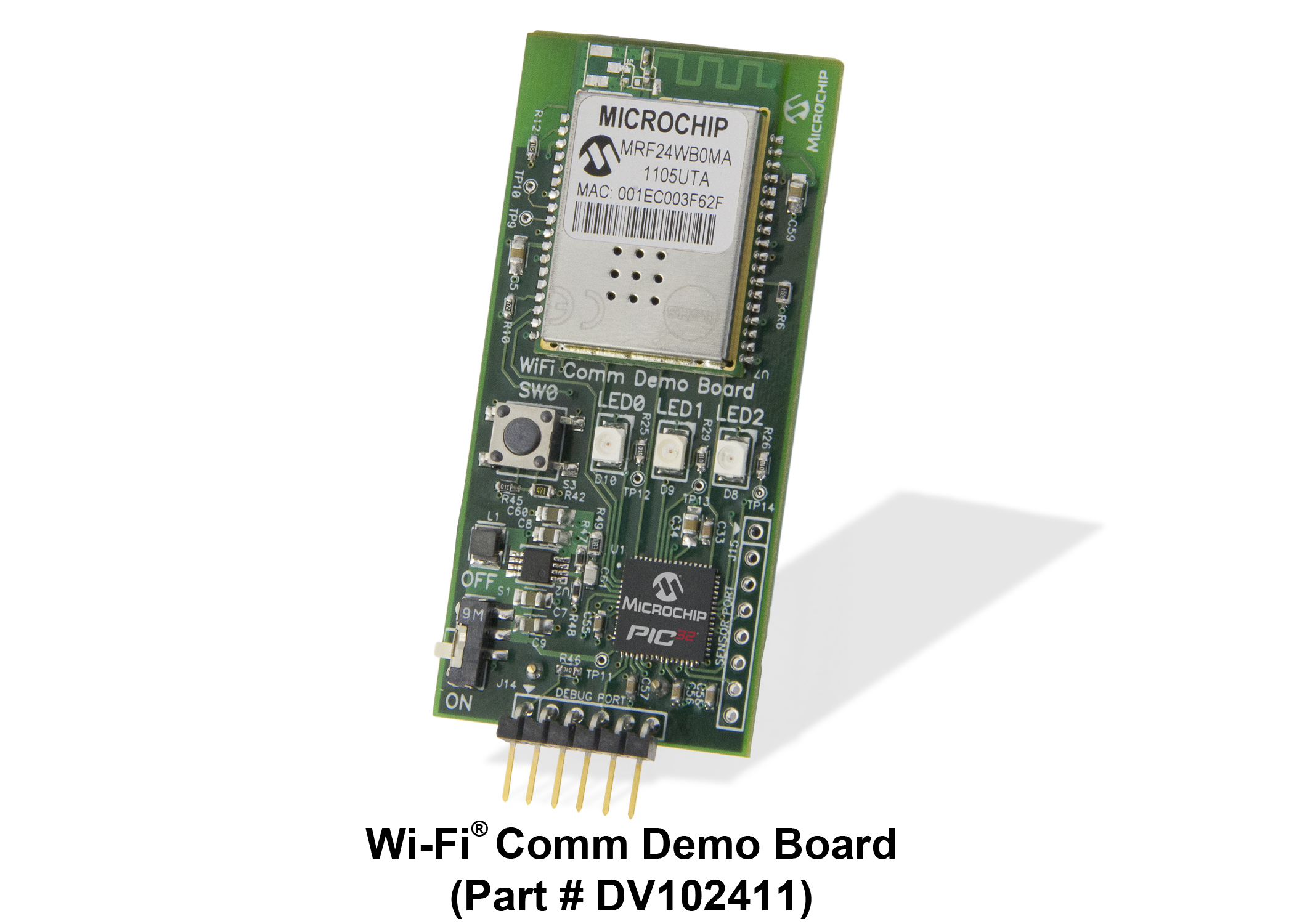industrial factory automation microchip combines wi fi® module andmicrochip combines wi fi® module and 32 bit pic32 microcontroller in cost effective new demo board