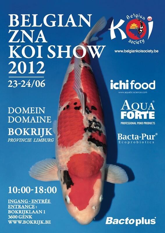 BKS Bokrijk 2012 poster