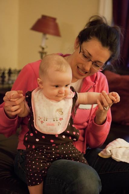 Sarah and Lulu