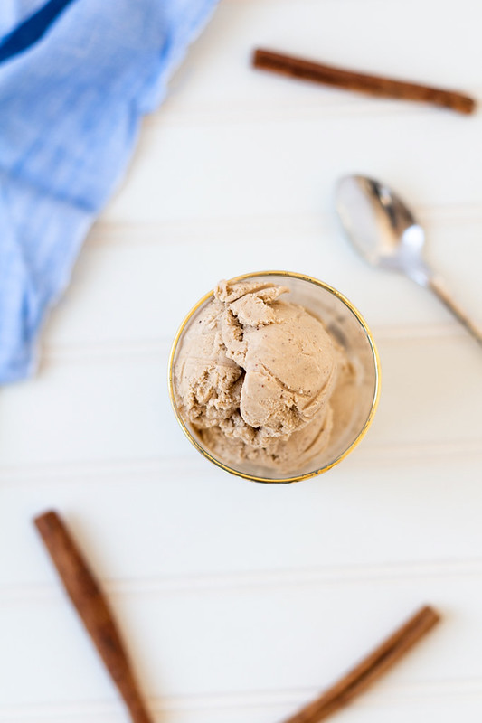 Coffee Chai-Spiced Ice Cream